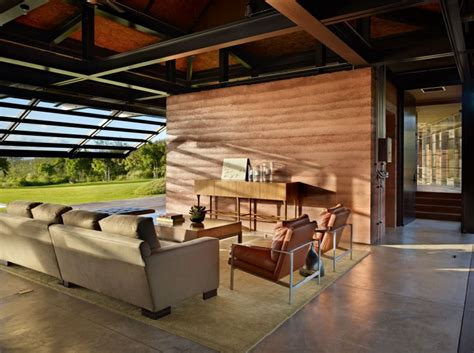 Slaughterhouse Glass House by Slaughterhouse House By Kundig Architects