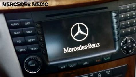 mercedes radio troubleshoot audio comand nav radio no sound problems