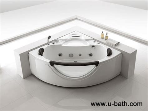 portable whirlpool for bathtub u bath two person portable corner whirlpool bathtub