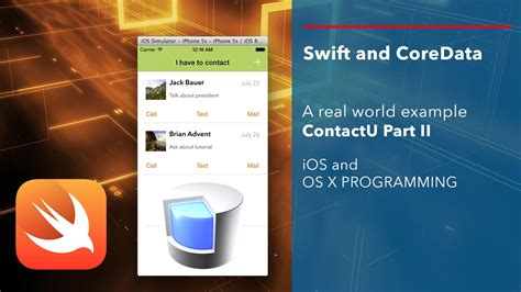 construct 2 ios tutorial ios swift coredata tutorial create a real world app part