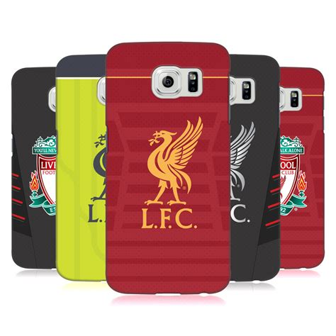 Samsung J5 2016 Liverpool Crest Lfc Ynwa Cover Hardcase Casing Official Liverpool Football Club Kit 2016 17 Back