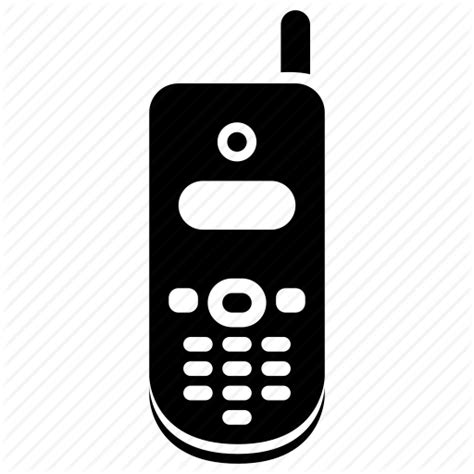 mobile phone icon font call connect flip phone mobile network phone icon