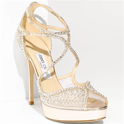 Wedding Shoes Jimmy Choo by Wedding Shoe Ideas Stunning Wedding Shoes Jimmy Choo