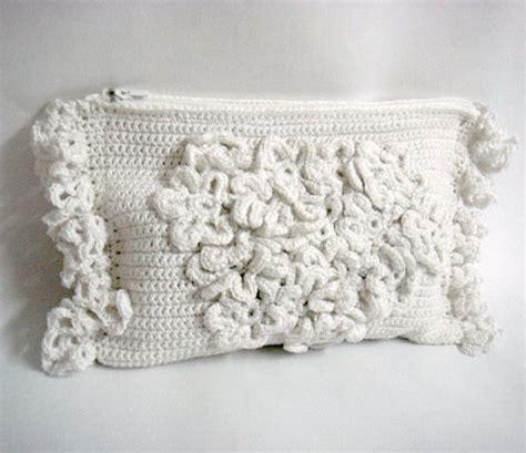 pattern crochet clutch crochet clutch pattern wedding bridal purse bridal