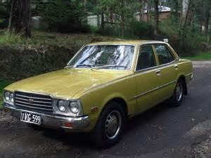 1977 Toyota Corona Toyota Corona 1977 Sedan Ebay