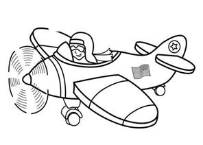 Coloring Pages Transportation For Coloring Pages