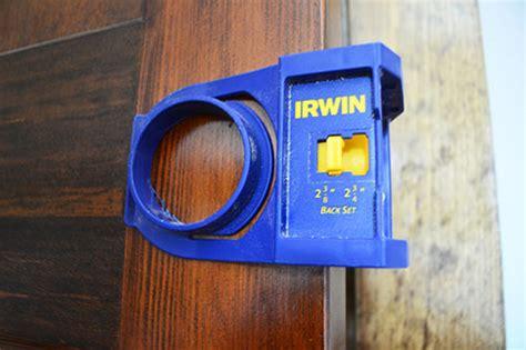 Irwin Door Lock Installation Kit by Where No Doorknob Has Been Before Angie S Roost