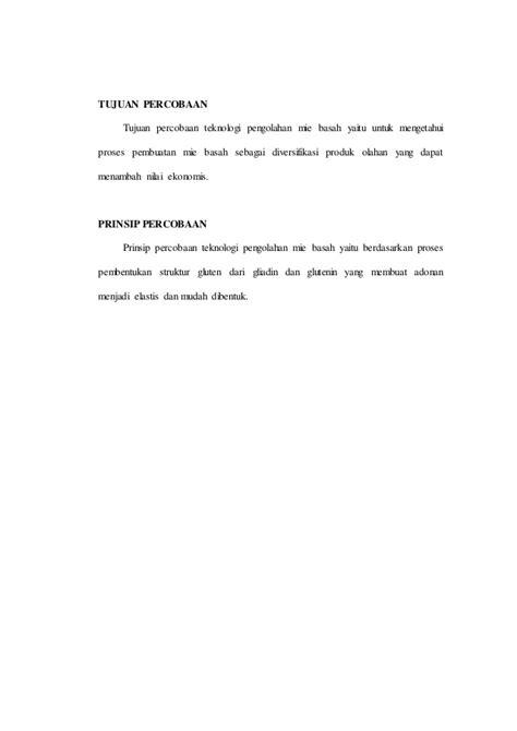 laporan praktikum biologi membuat telur asin laporan praktikum mie basah