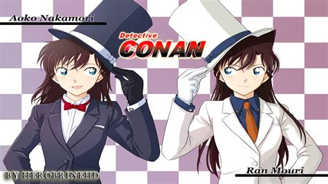 Detective Conan 2 detective conan fanart 2 by herobrinehd by herobrinehd