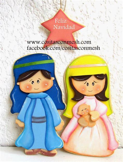 imagen virgen maria en foamy moldes y tutoriales manualidades navide 241 as cositasconmesh