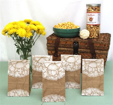 How To Make Goody Bags Out Of Paper - how to make diy popcorn goody bags for the