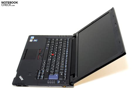 review lenovo thinkpad  notebook notebookchecknet