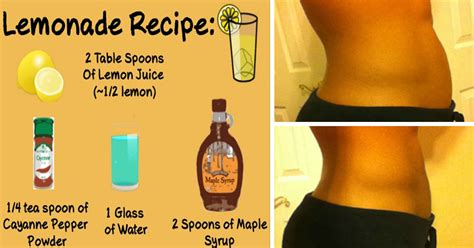 Detox Water For Weight Loss Before And After by Is This Lemon Cleanse Really The Best Detox On The Planet