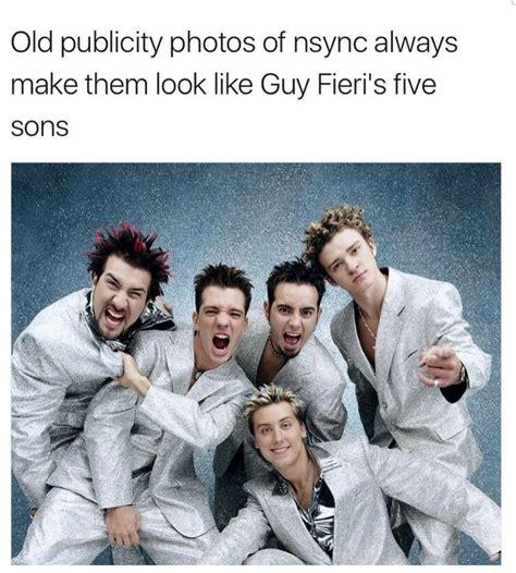 Nsync Meme - nsync meme 100 images one does not simply like both