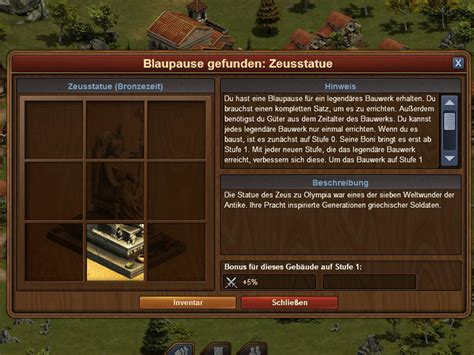 Forge Of Empires Polieren Motivieren by Forge Of Empires Die Konstruktion Legend 228 Ren Geb 228 Uden