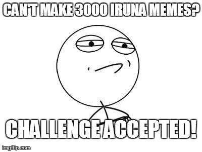 Challenge Accepted Meme Generator - challenge accepted rage face meme imgflip