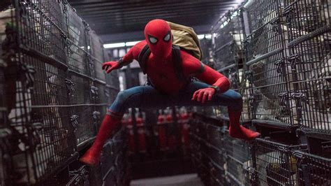 spider homecoming spider homecoming review