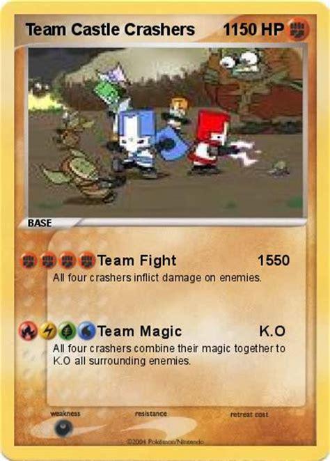 pokemon ccgcastlecom pok 233 mon team castle crashers 1 1 team fight 15 my