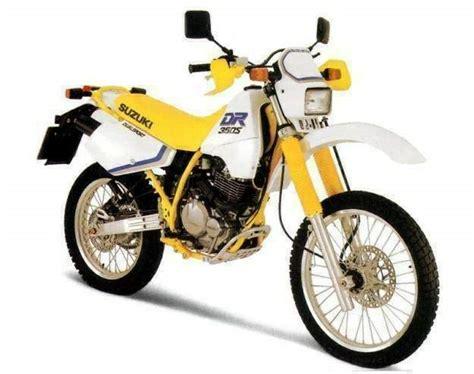 Suzuki 350 Motorcycle The Great Motorcycles Suzuki Dr 350 New Motorcycles