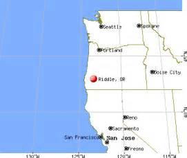 riddle oregon map riddle oregon or 97469 profile population maps real