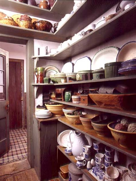 pantry design ideas for every era house