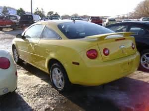 073 2005 chevy cobalt yellow vin8275