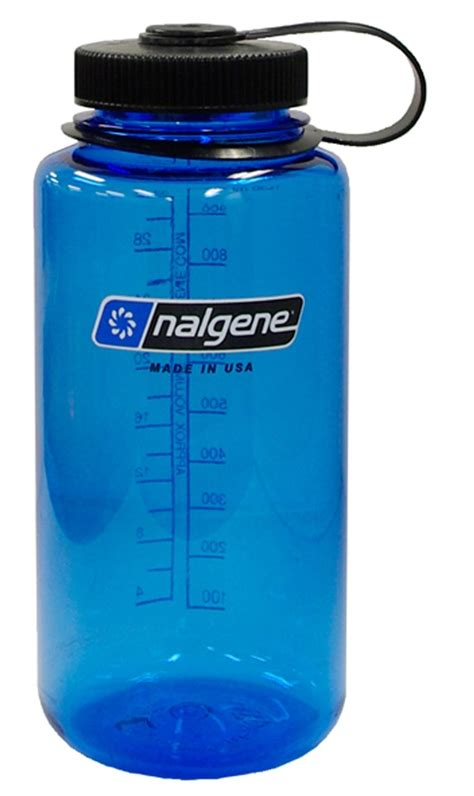 Nalgene Flask Blue nalgene review 5 great reusable bottles hydration anywhere