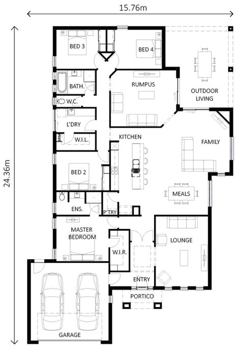 bentley lewis homes plan range