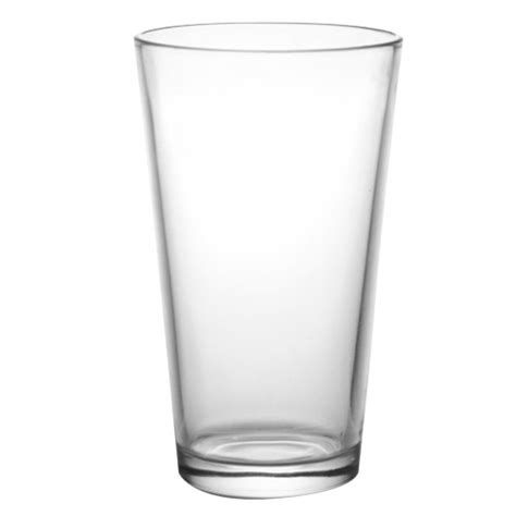 mixing glasses barware barconic 174 glassware 16 ounce pint mixing glass