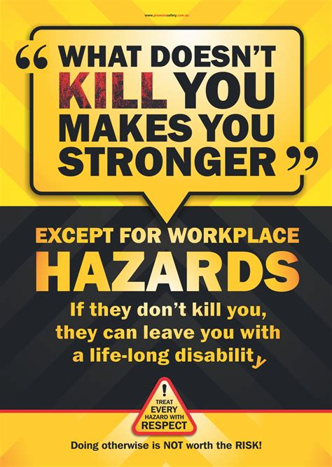 doesnt kill  safety posters
