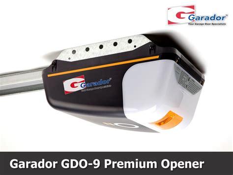 Garador Automatic Garage Door Opener by Garador Gdo 9 Garage Door Opener Garador Auckland