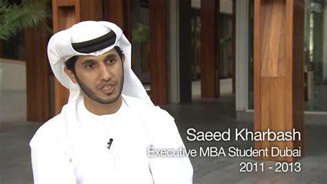 Executive Mba In Dubai by Mba In Dubai Alumni Testimonials For The Cass Business