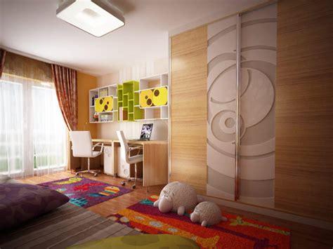 24 modern kids bedroom designs decorating ideas design modern sliding wardrobe design ifresh design