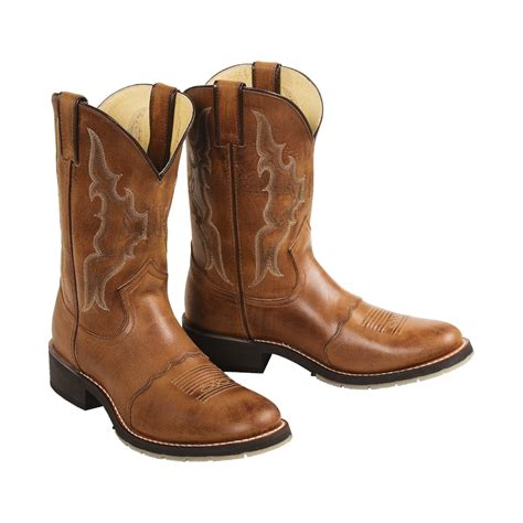 western boots for h cutter roper western boots for 1467m save 38