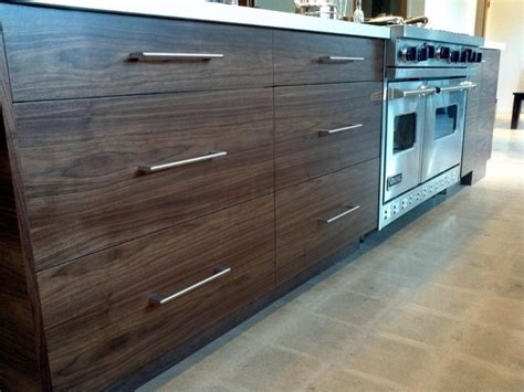custom contemporary kitchen cabinets custom walnut kitchen cabinets contemporary kitchen