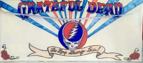 Rejection Letter Grateful Dead Grateful Dead Ticket Update Dead50 Gdtstoo Email Fares Well For Some Lucky Deadheads