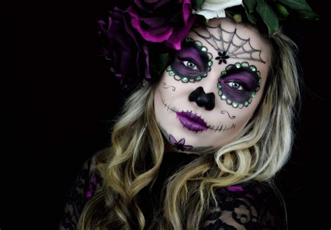 catrinas dia de muertos ideas para maquillarse como la catrina o calavera mexicana