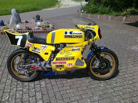 Motorrad Classic Egli by Www Classic Motorrad De Original Egli Kawasaki
