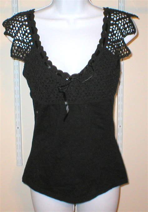 Handmade Tops - nwt 65 oopsees handmade top womens black large tops