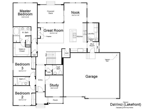 lakefront home floor plans 17 best images about ivory homes floor plans on pinterest