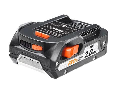 test batteria test et avis batterie sans fil aeg powertools 18 v 2 0