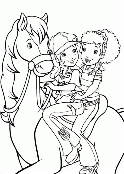 holly hobbie coloring pages coloringpages1001 com