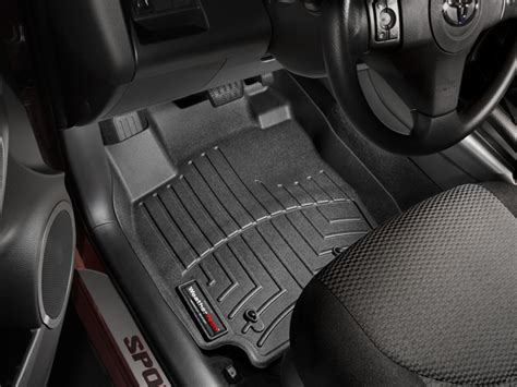 weathertech floor mats floorliner for toyota rav4 2006