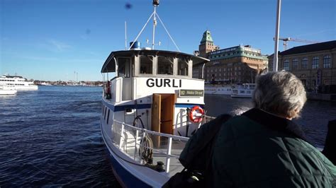 boat ride stockholm sweden stockholm boat ride from nybroplan to nacka