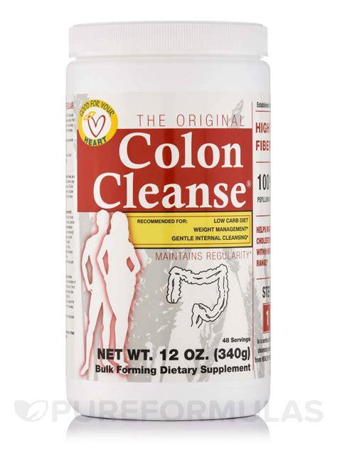 Colon Detox Dr Oz Both Products by Colon Cleanse 12 Oz 340 Grams