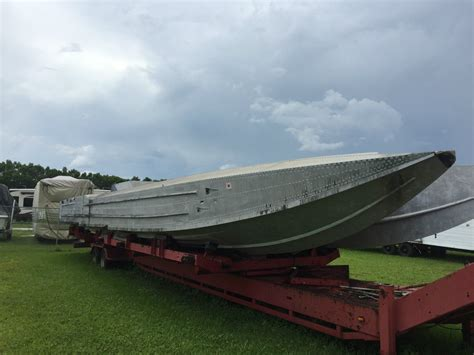 catamaran hull 50 catamaran style aluminum race boat hull 1983 for sale