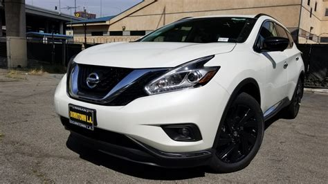nissan murano 2017 platinum 2017 nissan murano platinum w technology package in 4k