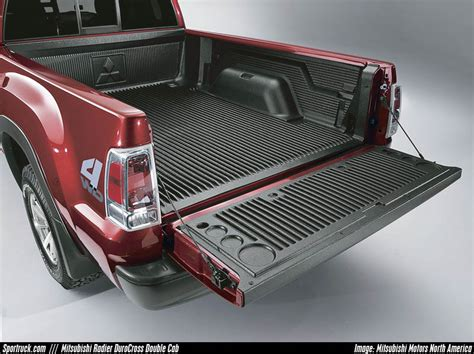 Rugged Bed Liners by Sportruck 2006 Mitsubishi