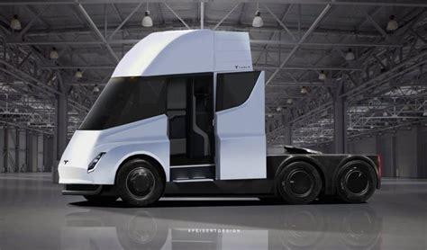 Tesla Logistics Tesla Semi Truck Launched Changer For Mass Logistics