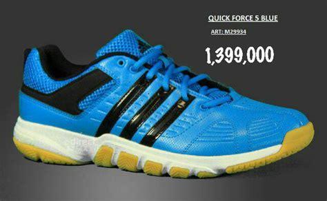 jual sepatu bulutangkis badminton adidas terbaru original